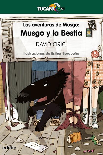 MUSGO Y LA BESTIA.