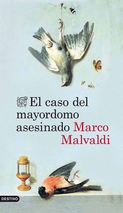 EL CASO DEL MAYORDOMO ASESINADO.