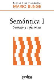 SEMÁNTICA I : SENTIDO Y REFERENCIA