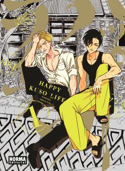 HAPPY KUSO LIFE 01.