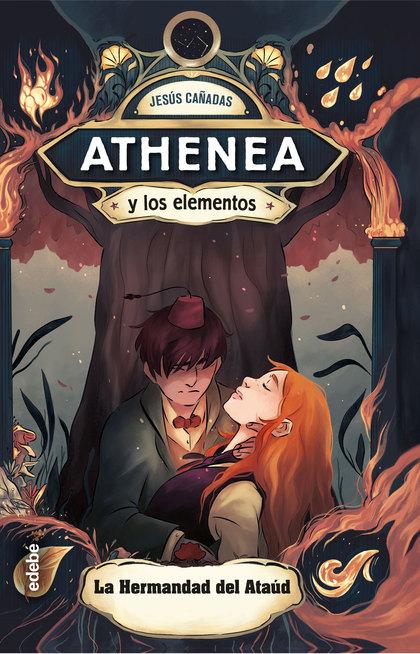 ATHENEA Y LOS ELEMENTOS 4 LA HERMANDAD DEL ATAUD