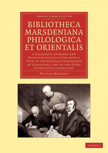 BIBLIOTHECA MARSDENIANA PHILOLOGICA ET ORIENTALIS