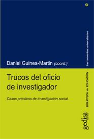 TRUCOS DEL OFICIO DE INVESTIGADOR. CASOS PRÁCTICOS DE INVESTIGACIÓN SOCIAL