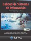 CALIDAD DE SISTEMAS DE INFORMACIÓN.