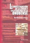 LA INVESTIGACIÓN DE LA LENGUA Y LA LITERATURA EN LA ONUBENSE