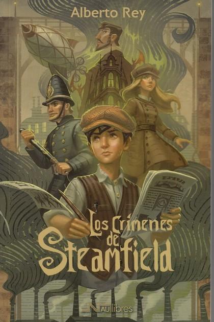 LOS CRÍMENES DE STEAMFIELD.