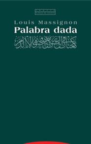 PALABRA DADA