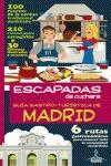 RUTAS GASTRONÓMICAS POR MADRID