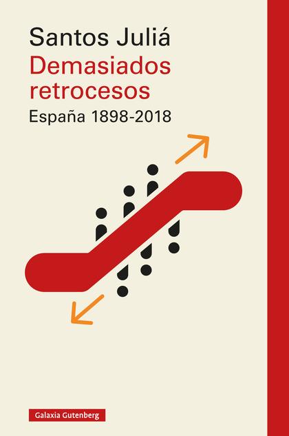 DEMASIADOS RETROCESOS. ESPAÑA 1898-2018- EBOOK.