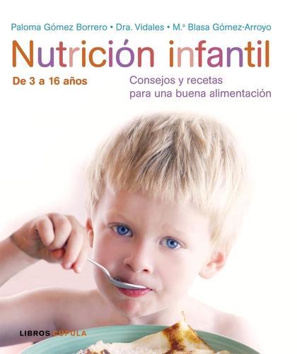 NUTRICIÓN INFANTIL: CONSEJOS Y RECETAS PARA UNA BUENA ALIMENTACIÓN