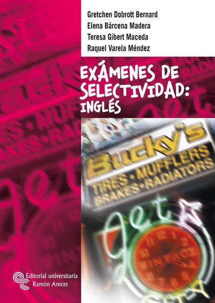 EXÁMENES DE SELECTIVIDAD, INGLÉS