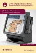 Aplicación de sistemas informáticos en bar y cafetería
