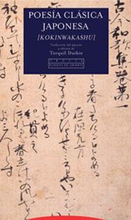 POESÍA CLÁSICA JAPONESA: KOKINWAKASHÜ