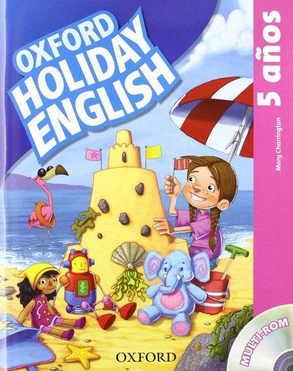 HOLIDAY ENGLISH P-PRIM PACK ESP