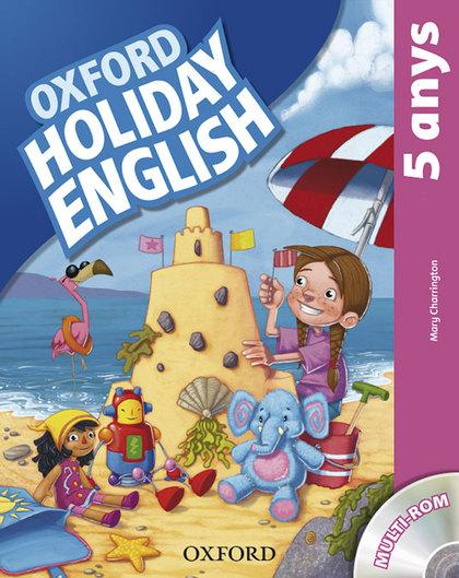 HOLIDAY ENGLISH P-PRIM PACK CAT