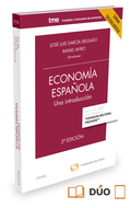 ECONOMÍA ESPAÑOLA. UNA INTRODUCCIÓN (PAPEL + E-BOOK).