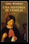 HISTORIA DE FAMILIA