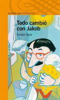 TODO CAMBIO CON JAKOB SERIE NARANJA 10 AÑOS