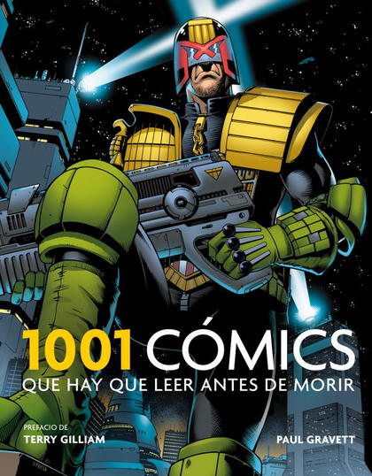 1001 COMICS QUE HAY QUE LEER ANTES DE MORIR.