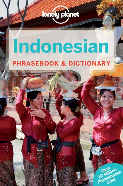 INDONESIAN PHRASEBOOK.