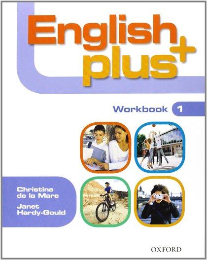 ANTIGUA EDICIÓN(13).ENGLISH PLUS (+) 1O.ESO (WORKBOOK).(SPANISH)