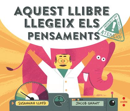 AQUEST LLIBRE LLEGEIX ELS PENSAMENTS.