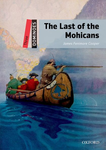 THE LAST OF THE MOHICANS. DOMINOES 3