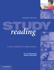 STUDY READING ST 2ª EDICION