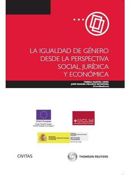 LA IGUALDAD DE GÉNERO DESDE LA PERSPECTIVA SOCIAL, JURÍDICA Y ECONÓMICA.