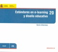 INFORME 20 : ESTÁNDARES EN E-LEARNING. DISEÑO EDUCATIVO E INFORMACIÓN SOBRE LOS USUARIOS