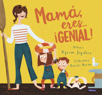 MAMÁ... ¡ERES GENIAL!.