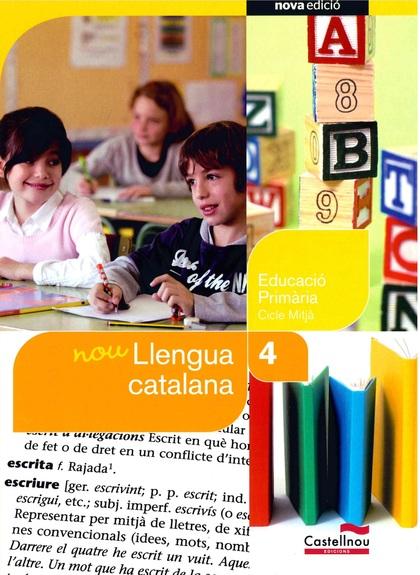 NOU LLENGUA CATALANA 4T (PROJECTE SALVEM LA BALENA BLANCA).