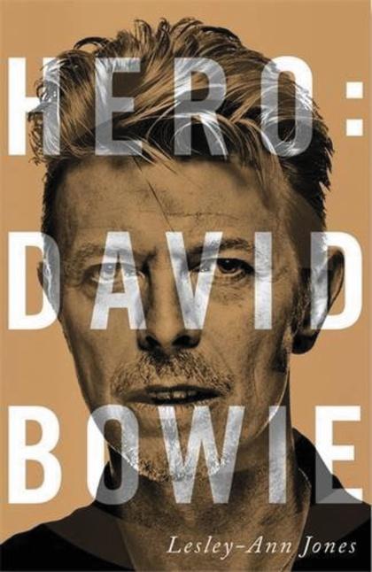 HERO: DAVID BOWIE.
