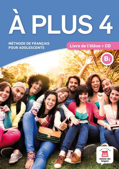 A PLUS 4 B1 AL +CD