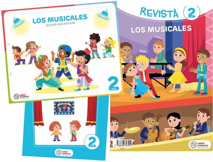 LOS MUSICALES ¡QUIERO SER ARTISTA!.