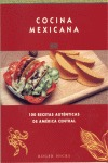 COCINA MEXICANA.100 RECETAS AUTENTICAS DE AMERICA