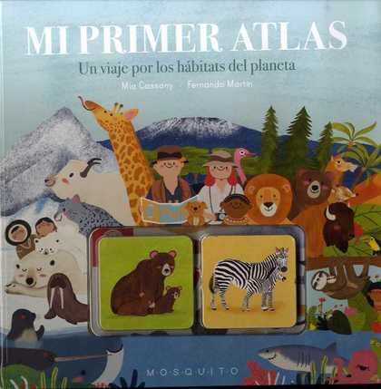 MI PRIMER ATLAS.