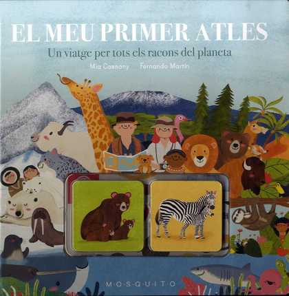 EL MEU PRIMER ATLES.