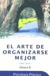EL ARTE DE ORGANIZARSE MEJOR