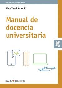 MANUAL DE DOCENCIA UNIVERSITARIA.
