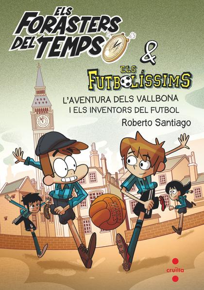 ELS FORASTERS DEL TEMPS 9.