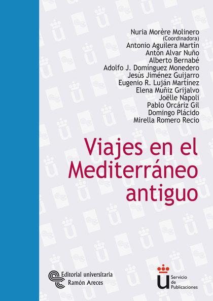 VIAJES EN EL MEDITERRÁNEO ANTIGUO