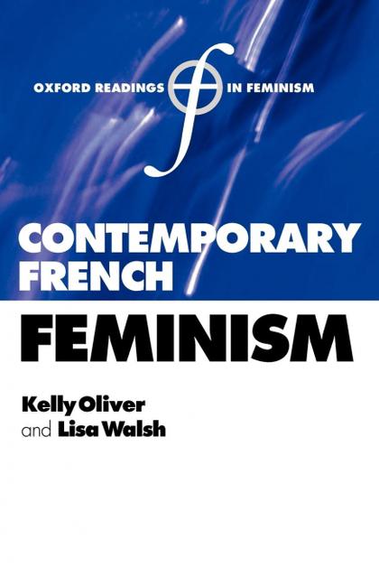 CONTEMPORARY FRENCH FEMINISM