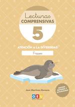 LECTURAS COMPRENSIVAS 5 FRASES.