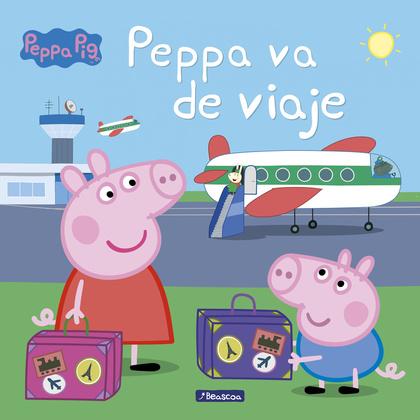PEPPA VA DE VIAJE (PEPPA PIG. PRIMERAS LECTURAS).