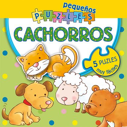 PEQUEÑOS PUZLES CACHORROS.