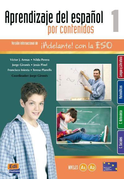 APRENDIZAJE DEL ESPAÑOL POR CONTENIDOS 1 LIBRO DEL ALUMNO