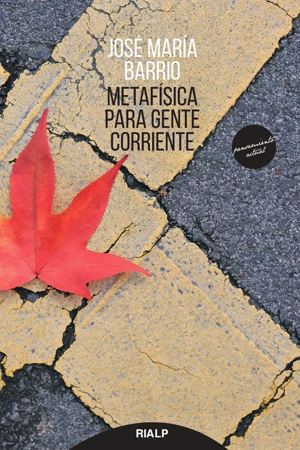 METAFÍSICA PARA GENTE CORRIENTE                                                 METAFÍSICA PARA