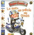 MOTO DE POLICIA DE GINES - PEQUE CUENTOS 26.