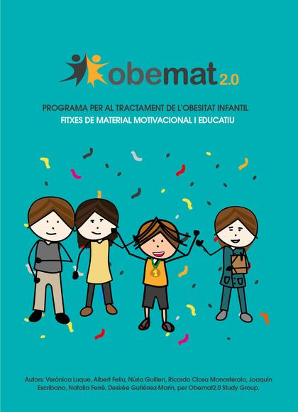 OBEMAT 2.0. PROGRAMA PER AL TRACTAMENT DE L´OBESITAT INFANTIL                   FITXES DE MATER